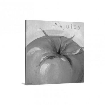 Juicy Wall Art - Canvas - Gallery Wrap
