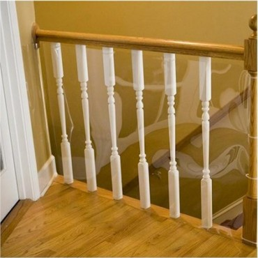 Banister Shield Protector 15 Ft