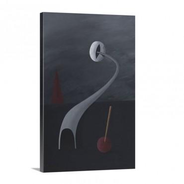 Kafka Wall Art - Canvas - Gallery Wrap