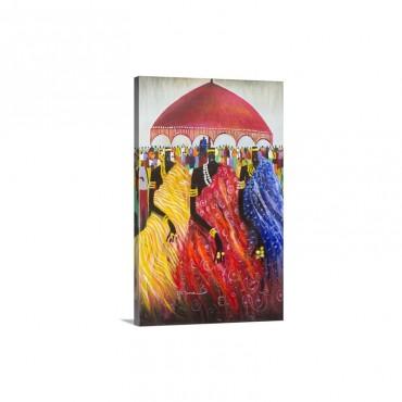 Kinsmen Wall Art - Canvas - Gallery Wrap