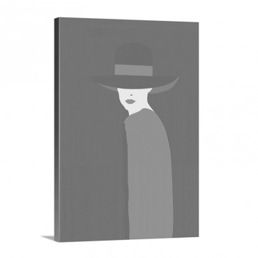 Lady No 7 Wall Art - Canvas - Gallery Wrap