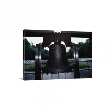 Liberty Bell Philadelphia PA Wall Art - Canvas - Gallery Wrap