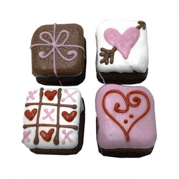 Love Brownie Bites - Case of 12