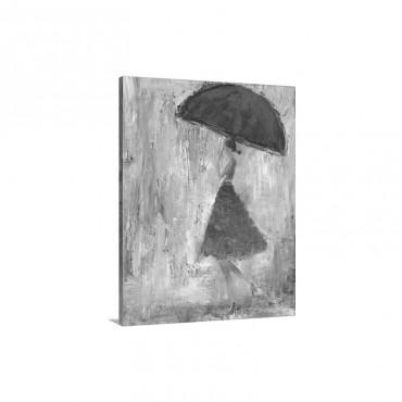 Misty I I Wall Art - Canvas - Gallery Wrap