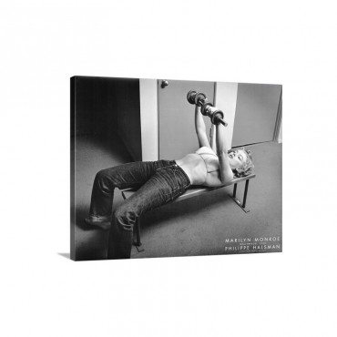 Monroe Marilyn 2000 Wall Art - Canvas - Gallery Wrap