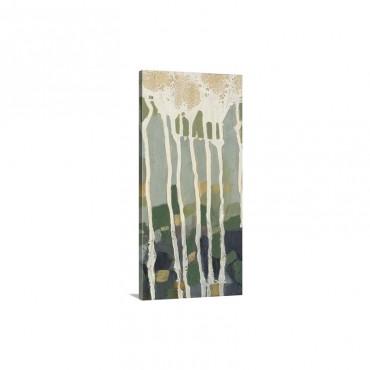 Mosaic Treeline I I Wall Art - Canvas - Gallery Wrap
