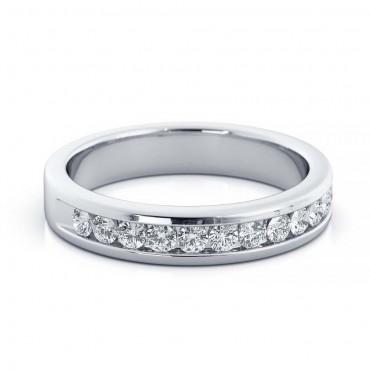 Natasha Diamond Ring - White Gold