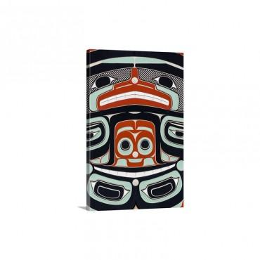 Native American V I Wall Art - Canvas - Gallery Wrap