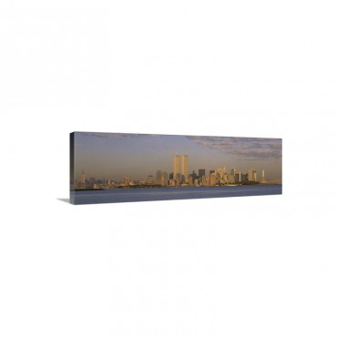 New York NY Wall Art - Canvas - Gallery Wrap