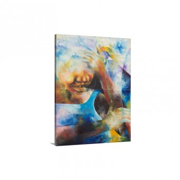 Open Mind Wall Art - Canvas - Gallery Wrap
