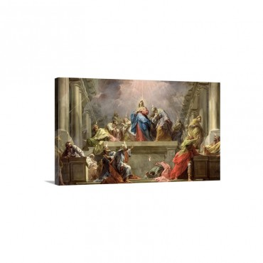 Pentecost 1732 Wall Art - Canvas - Gallery Wrap