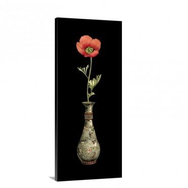 Poppy Magic I I I Wall Art - Canvas - Gallery Wrap