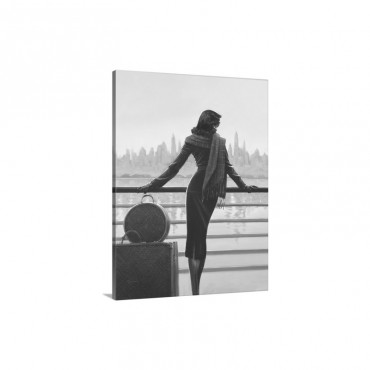 Port Of Call Wall Art - Canvas - Gallery Wrap