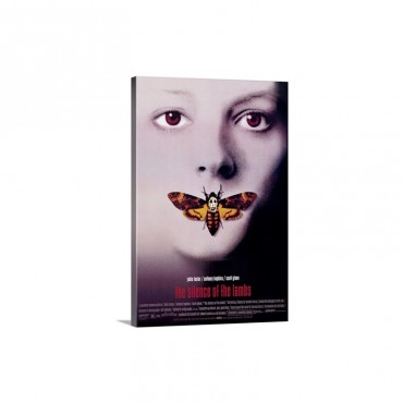 Silence Of The Lambs 1990 Wall Art - Canvas - Gallery Wrap