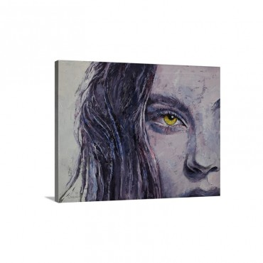 Siren Wall Art - Canvas - Gallery Wrap