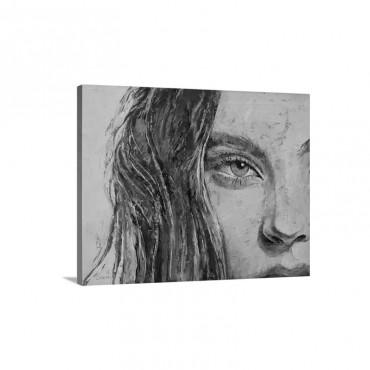 Siren Wall Art - Canvas - Gallery Wrap