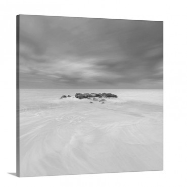 Solitude Wall Art - Canvas - Gallery Wrap
