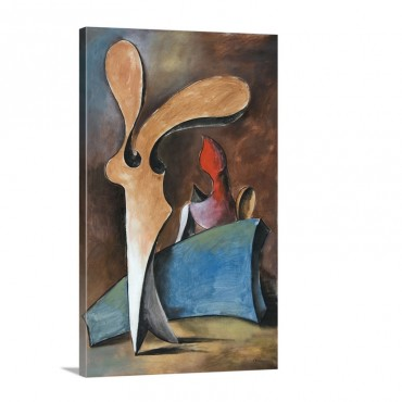 Some Like It Big Wall Art - Canvas - Gallery Wrap