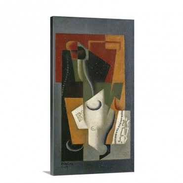 Still Life 1919 Wall Art - Canvas - Gallery Wrap