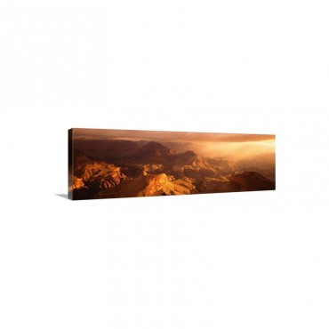 Sunrise View From Hopi Point Grand Canyon AZ Wall Art - Canvas - Gallery Wrap