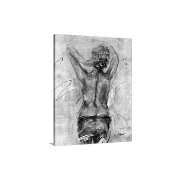Suzanne I I Wall Art - Canvas - Gallery Wrap