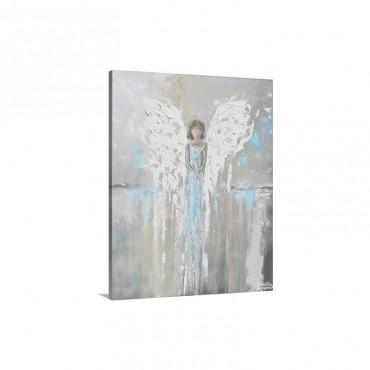 Sweetest Angel Wall Art - Canvas - Gallery Wrap