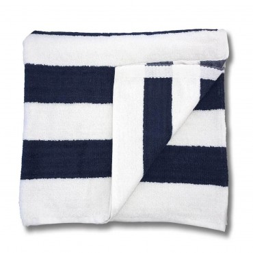 Beach Towel Cabana Striped