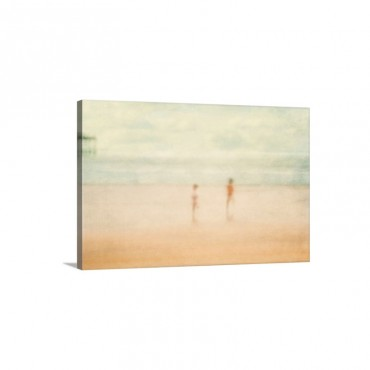 Chasing Waves I I I Wall Art - Canvas - Gallery Wrap