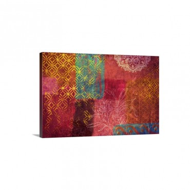 Hide and Souk I Wall Art - Canvas - Gallery Wrap