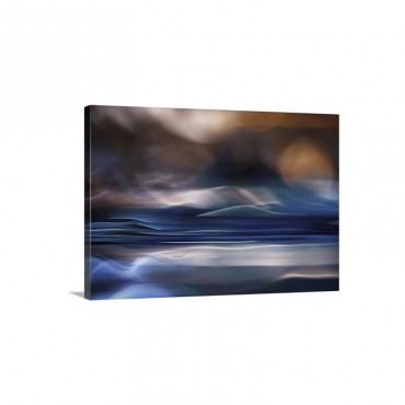 Coastal Dawn Wall Art - Canvas - Gallery Wrap
