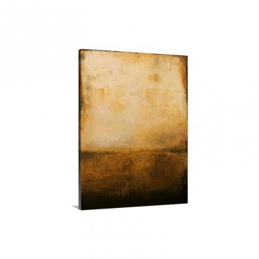 Golden Fortune Wall Art - Canvas - Gallery Wrap