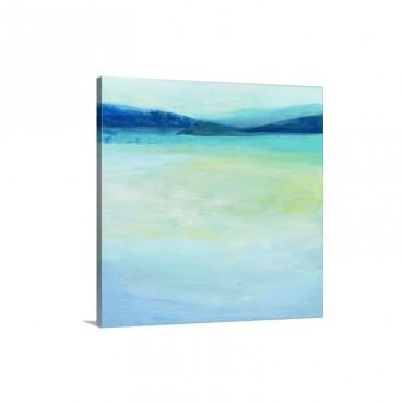 Sea of Blue I I Wall Art - Canvas - Gallery Wrap