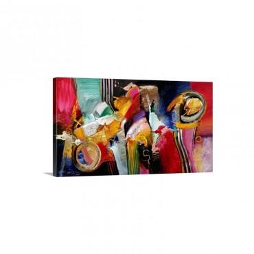 Bing Bang Boom Wall Art - Canvas - Gallery Wrap