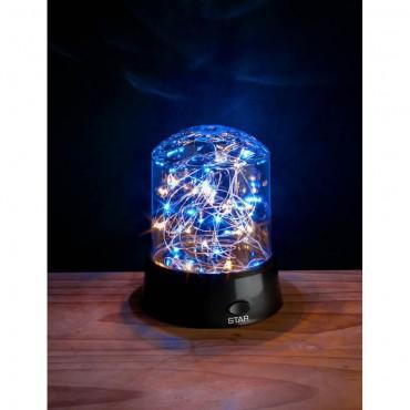 Tabletop LED Shimmer Light Dislpay