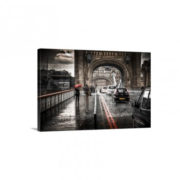 Take Shelter Wall Art - Canvas - Gallery Wrap