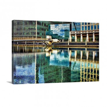 The Crossing Wall Art - Canvas - Gallery Wrap