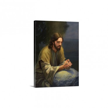 The Intercession Wall Art - Canvas - Gallery Wrap