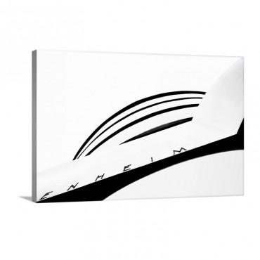The Museum Wall Art - Canvas - Gallery Wrap