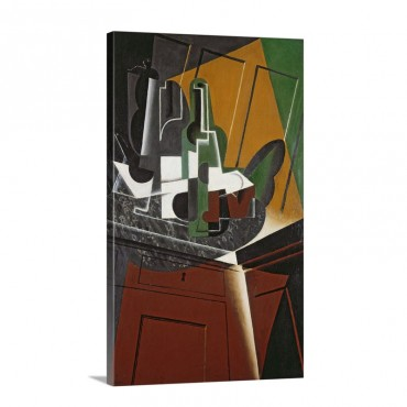 The Sideboard 1917 Wall Art - Canvas - Gallery Wrap