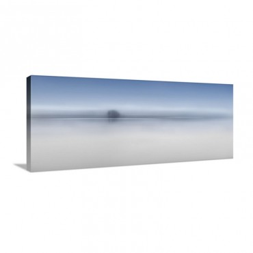 The Twilight River Wall Art - Canvas - Gallery Wrap
