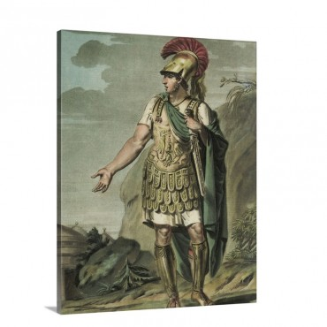 Theatrical Costumes I I Wall Art - Canvas - Gallery Wrap
