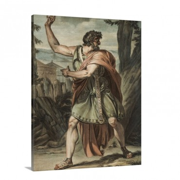 Theatrical Costumes I Wall Art - Canvas - Gallery Wrap