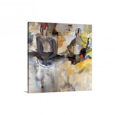Third Eye Guide Wall Art - Canvas - Gallery Wrap