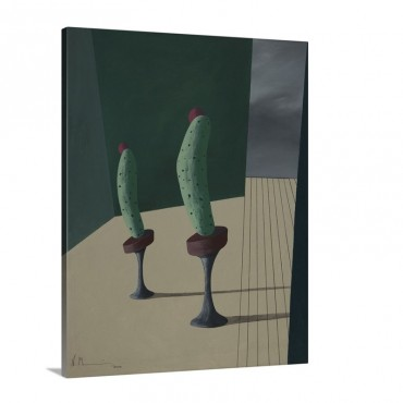Thirsty Wall Art - Canvas - Gallery Wrap