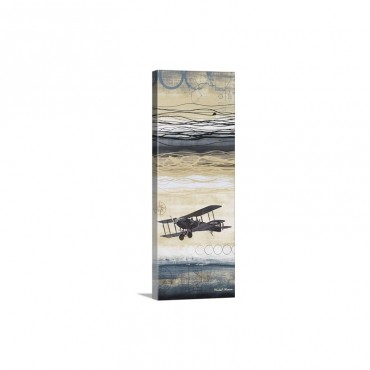 Through The Wind I I Wall Art - Canvas - Gallery Wrap