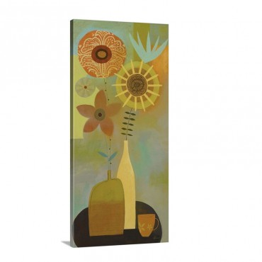Todays Bouquet I I Wall Art - Canvas - Gallery Wrap