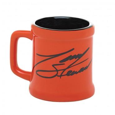 Tony Stewart Mug Shot Glass