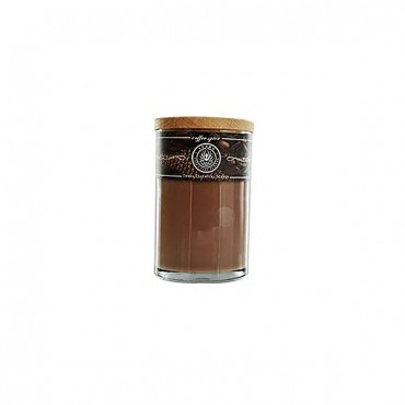 Coffee Spice Aromatherapy - One 12oz Pillar Aromatherapy Candle