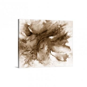 Color Burst Wall Art - Canvas - Gallery Wrap
