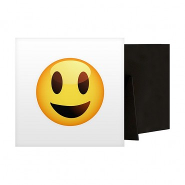 Smiling Emoji With Open Mouth